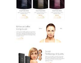 #19 for website for new brand called scuplt by pixelwebplanet