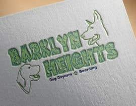 #23 for Design a Logo for Barklyn Heights Dog Daycare by Designer54
