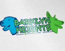 #45 for Design a Logo for Barklyn Heights Dog Daycare by donajolote