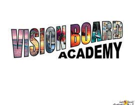 #1370 za Create Logo for my company Vision Board Academy od dragnsfly