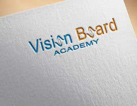 #1535 for Create Logo for my company Vision Board Academy av limamallik