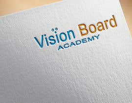 #1536 for Create Logo for my company Vision Board Academy av limamallik