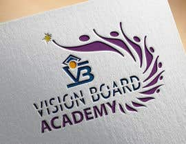#1596 for Create Logo for my company Vision Board Academy by limamallik
