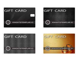 #10 for Design an awesome Gift Card, Credit Card, SIM Card for our Brand by Rimon04