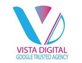 #23 for Design a Logo For Vista Digital Google Trusted Agency by shanta762