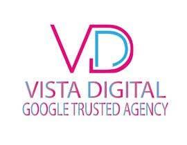 #24 for Design a Logo For Vista Digital Google Trusted Agency by shanta762