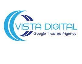 #21 for Design a Logo For Vista Digital Google Trusted Agency by monirit00915