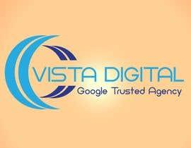 #22 for Design a Logo For Vista Digital Google Trusted Agency by monirit00915