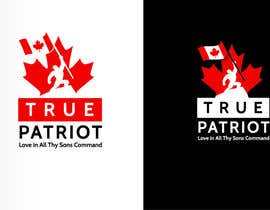 #137 for Logo Design for True Patriot af oscarhawkins