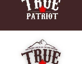 #63 para Logo Design for True Patriot por jwconnexion