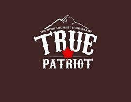 #59 para Logo Design for True Patriot por jwconnexion