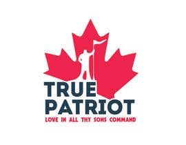 #152 para Logo Design for True Patriot por Gornysh