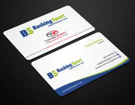 #576 za Business Card od BikashBapon