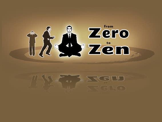 #87 for Illustration Design for From Zero to Zen by arfling