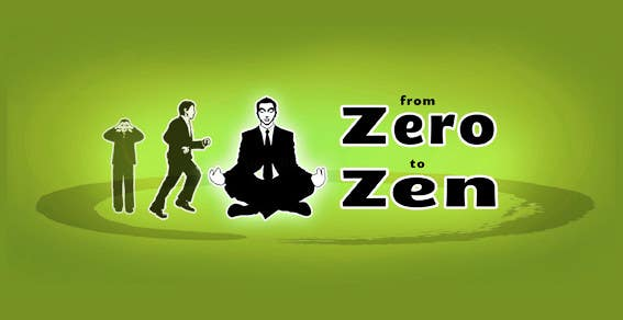 #95 for Illustration Design for From Zero to Zen by arfling