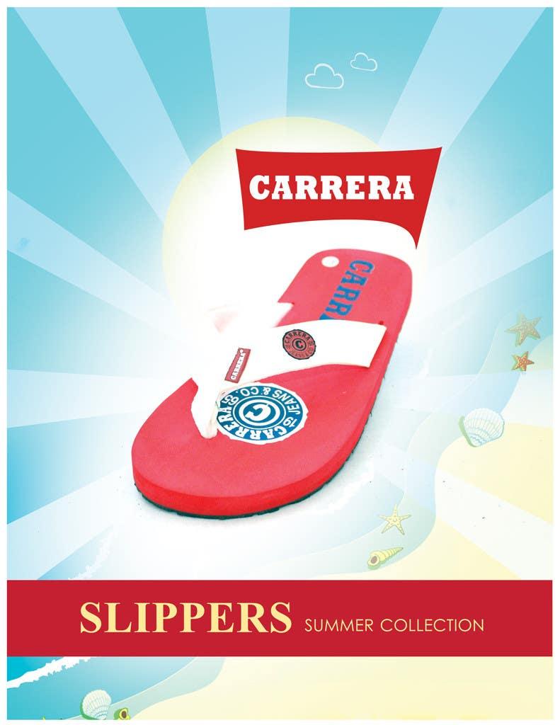 Penyertaan Peraduan #                                        22                                      untuk                                         Poster Graphic Design for Carrera Shoes