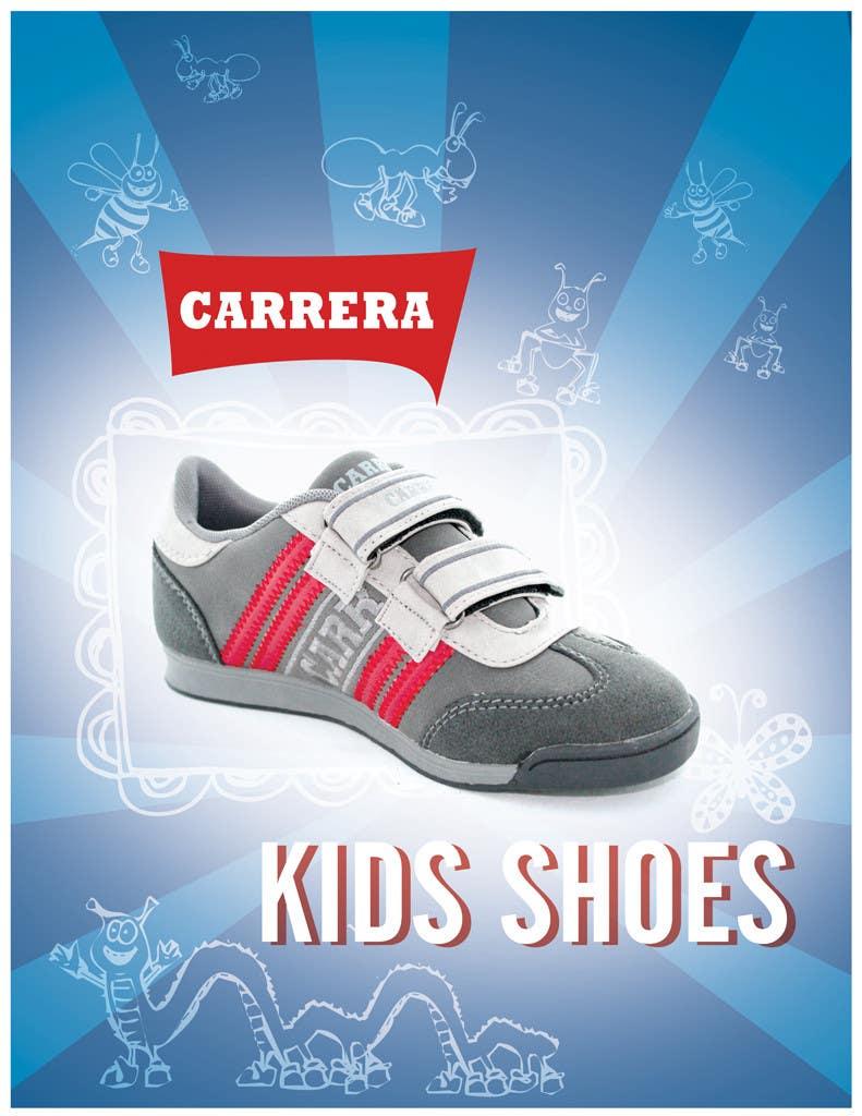Penyertaan Peraduan #                                        28                                      untuk                                         Poster Graphic Design for Carrera Shoes