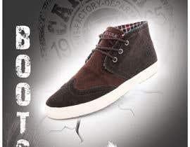 #29 untuk Poster Graphic Design for Carrera Shoes oleh madlabcreative