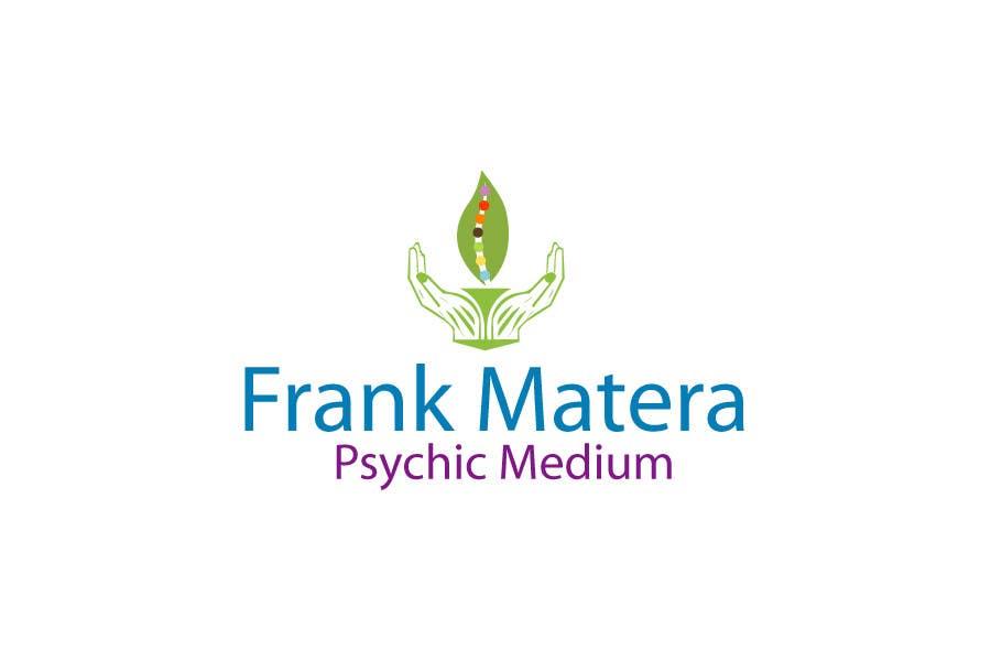 Bài tham dự cuộc thi #                                        2                                      cho                                         Logo Design for Frank Matera Psychic Medium