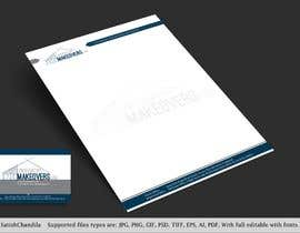 #2 cho Design some cool letterhead and business card bởi satishchand75