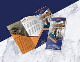#28 for Design a tri-fold flyer af rrtvirus