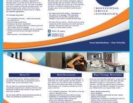 #25 for Design a tri-fold flyer af Tariqhussain21