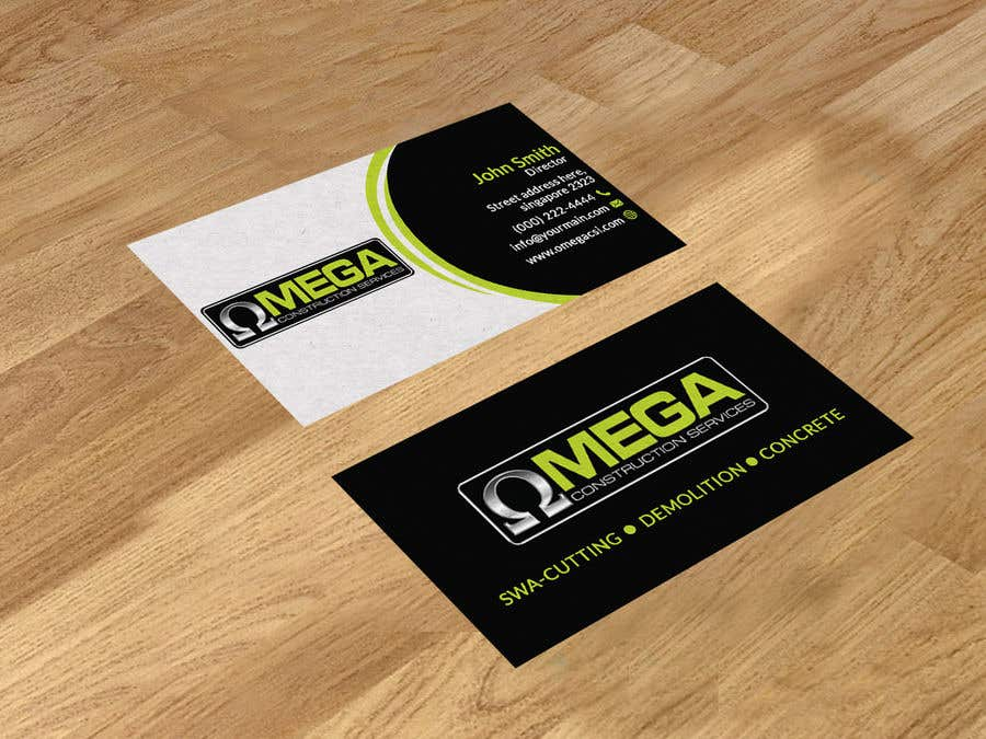 Entry #223 by sujan18 for award winning business card | Freelancer