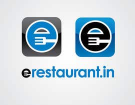 #120 para Logo Design for www.erestaurant.in por benpics