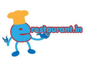 #134 for Logo Design for www.erestaurant.in by Bonnanova
