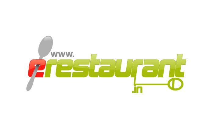 Penyertaan Peraduan #                                        112                                      untuk                                         Logo Design for www.erestaurant.in