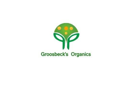 Penyertaan Peraduan #                                        7                                      untuk                                         Design a Logo for Groosbeck's Organics