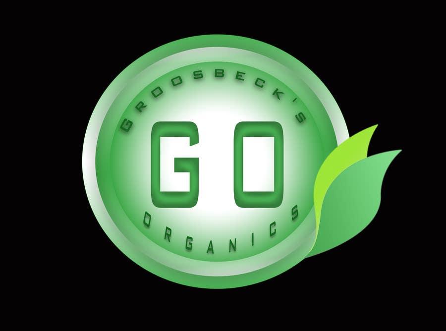 Penyertaan Peraduan #                                        15                                      untuk                                         Design a Logo for Groosbeck's Organics