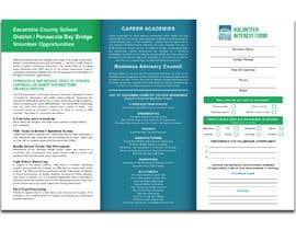 #71 para Rework an Volunteer Opportunity Brochure por kinaman94