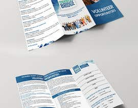 #23 for Rework an Volunteer Opportunity Brochure af syedanooshxaidi9