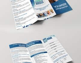 #23 para Rework an Volunteer Opportunity Brochure por syedanooshxaidi9