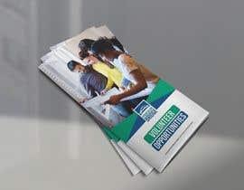 #51 para Rework an Volunteer Opportunity Brochure por meenastudio