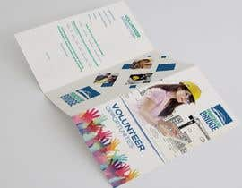 #21 para Rework an Volunteer Opportunity Brochure por abzaman77