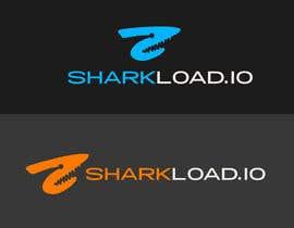 Nro 61 kilpailuun Sharkload.io Main Website Logo Design käyttäjältä mdraju2