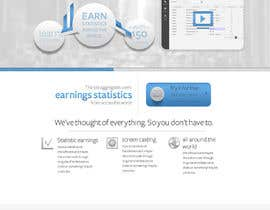 #2 for Wordpress Theme Design for Stats.cx by Bkreative