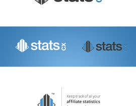 #5 for Wordpress Theme Design for Stats.cx by Bkreative