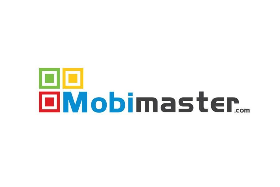 Kilpailutyö #359 kilpailussa Logo Design for Mobimaster