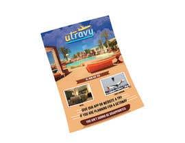 #60 untuk Design a Flyer for a traveling company oleh hkmosharrof