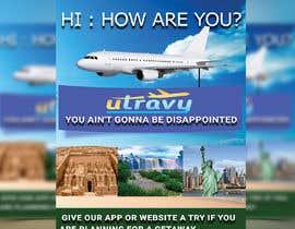 #73 untuk Design a Flyer for a traveling company oleh zainebgfx
