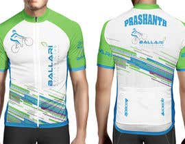 #53 cho I need some Graphic Design for our Cycling Club Jersey bởi FARUKTRB