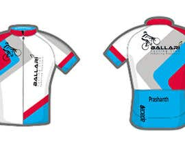 #49 cho I need some Graphic Design for our Cycling Club Jersey bởi Nanatabi