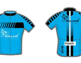 #50 cho I need some Graphic Design for our Cycling Club Jersey bởi Nanatabi