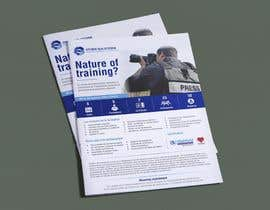 #21 cho Flyer for our Personal Field Security Training bởi meenastudio