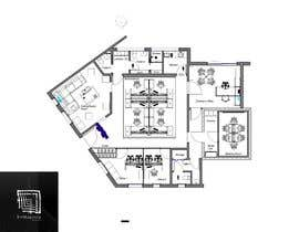 #47 för design office floor plan av espinozarchitect