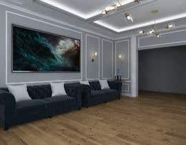 Číslo 40 pro uživatele Architecture Design One Room (5m * 7m) od uživatele Rabar3D