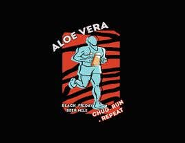 #8 cho Beer mile logo for tshirt   It has to say  Aloe Vera Black Friday Beer Mile  2017  I want something with a runner and beer.   Look for examples online.   I need this asap. bởi markjonson57